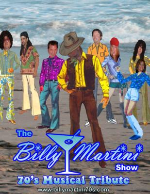 The Billy Martini Show | Martinez, CA | Cover Band | Photo #2