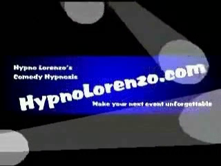Hypno Lorenzo | Newtown, CT | Hypnotist | 2011 Hypno Lorenzo Video Samples