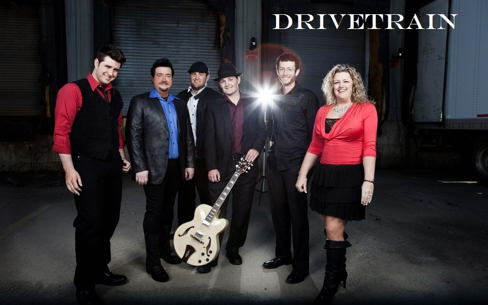 Drivetrain - Cover Band - Atlanta, GA