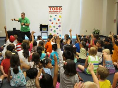 Best Magician 4 Kids- Todd Mckinney | Dallas, TX | Magician | Photo #5