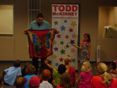 Best Magician 4 Kids- Todd Mckinney | Dallas, TX | Magician | Photo #4
