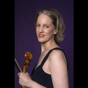 New Deal Violinist | Linda Beers