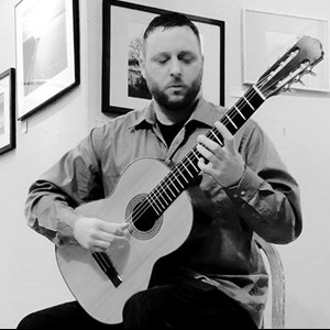 South Cairo Acoustic Guitarist | Daniel Stevens