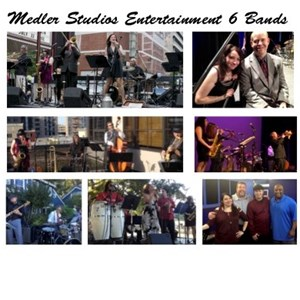 Plush Funk Band | Medler Studios Entertainment (6 bands)