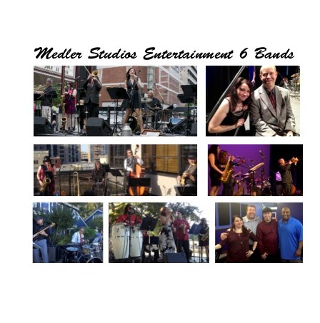 Medler Studios Entertainment (6 bands) - Dance Band - Portland, OR