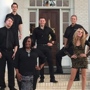 Tishomingo Funk Band | The Flashbacks Show Band