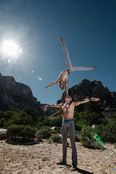 Acro-duo entertainment - Acrobat - Las Vegas, NV