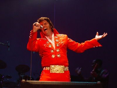 Walt Sanders | Bellevue, OH | Elvis Impersonator | Photo #1