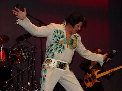 Walt Sanders | Bellevue, OH | Elvis Impersonator | Photo #5