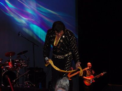 Walt Sanders | Bellevue, OH | Elvis Impersonator | Photo #10