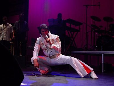 Walt Sanders | Bellevue, OH | Elvis Impersonator | Photo #12