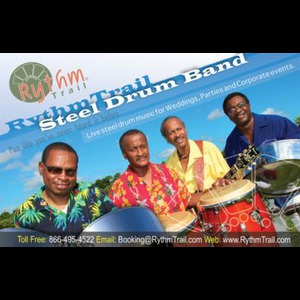 Jacksonville Beach Reggae Band | Rythmtrail Steel Drum Band