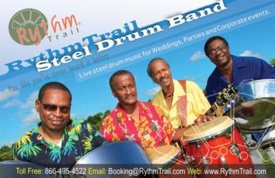 RythmTrail Steel Drum Band Florida