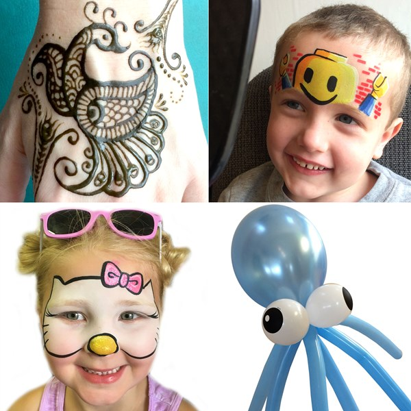 Paintertainment, LLC - Face Painter - Mound, MN
