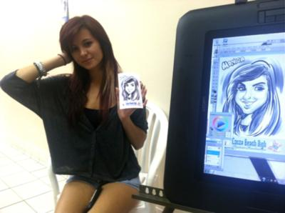Rafael Diez-Cartoonyou! | Orlando, FL | Caricaturist | Photo #5
