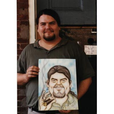 Rafael Diez-Cartoonyou! | Orlando, FL | Caricaturist | Photo #3