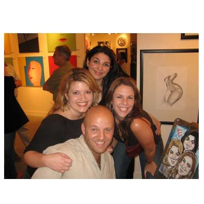 Rafael Diez-Cartoonyou! | Orlando, FL | Caricaturist | Photo #4
