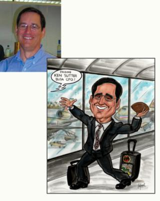 Rafael Diez-Cartoonyou! | Orlando, FL | Caricaturist | Photo #16