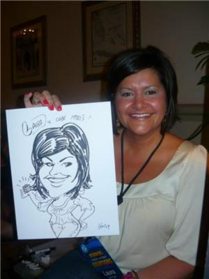 Rafael Diez-Cartoonyou! | Orlando, FL | Caricaturist | Photo #18