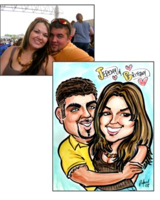 Rafael Diez-Cartoonyou! | Orlando, FL | Caricaturist | Photo #23