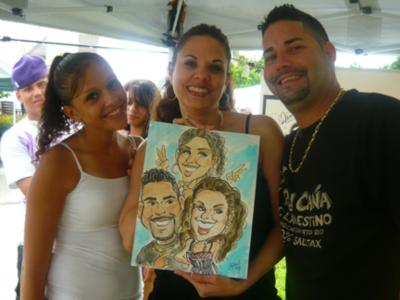 Rafael Diez-Cartoonyou! | Orlando, FL | Caricaturist | Photo #24