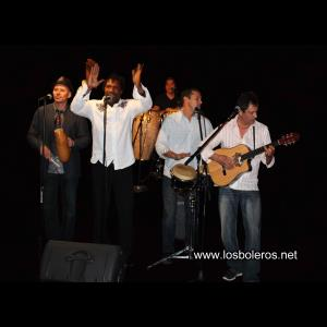 Shasta Lake Salsa Band | Los Boleros Latin/Cuban Music Wedding Band
