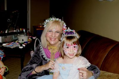 Princess The Clown/funniefarm 5 Productions Llc | Foristell, MO | Face Painting | Photo #1