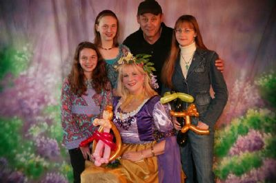 Princess The Clown/funniefarm 5 Productions Llc | Foristell, MO | Face Painting | Photo #11