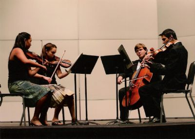 La Bella Musica | Wakefield, RI | Classical String Quartet | Photo #3