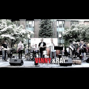 New Haven Latin Band | Vinny And Ray Afro-Cuban Latin Jazz