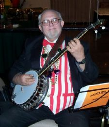 David W. Littlefield - Banjo Player - Washington, DC