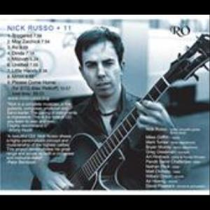Winston Salem Acoustic Trio | Nick Russo Trio