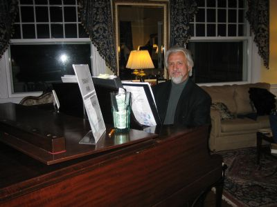 Bob Allison - Casablanca Piano | Newburyport, MA | 40's Hits Piano | Photo #2