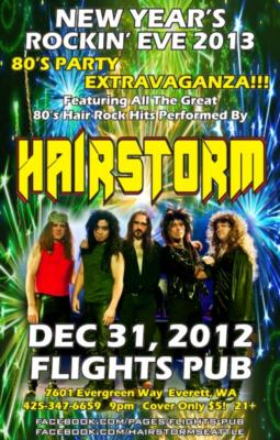 Hairstorm - 80's Hair Rock Tribute Band | Bellevue, WA | 80s Band | Photo #20