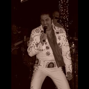 North Palm Beach Elvis Impersonator | David Morin