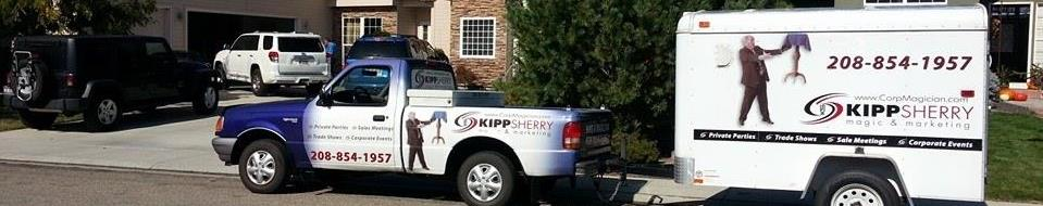 Kipp Sherry Magic & Marketing LLC