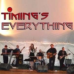 Cambridge Cover Band | Timing's Everything