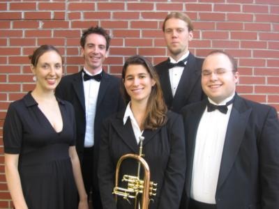 The Rachel Phillips Quintet's Main Photo