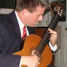 Daniel Fisher - Classical Acoustic Guitarist - Lexington, KY