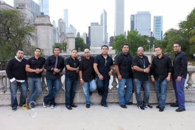 Rica Obsesion | Chicago, IL | Salsa Band | Photo #1