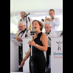 Washington Ballroom Dance Music Band | Yesterday Swing Orchestra