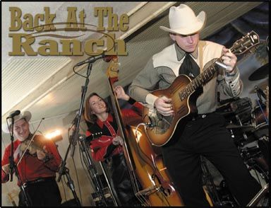 Back At The Ranch | Brenham, TX | Swing Band | Photo #9
