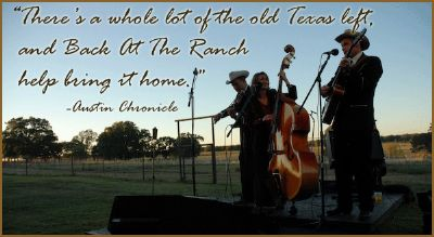 Back At The Ranch | Brenham, TX | Swing Band | Photo #11