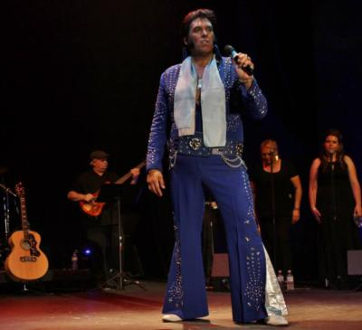 Chris Luna - A Tribute To ELVIS!  | Los Angeles, CA | Elvis Impersonator | Photo #14