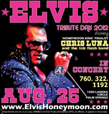 Chris Luna - A Tribute To ELVIS!  | Los Angeles, CA | Elvis Impersonator | Photo #12