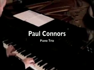 Paul Connors | Tuckahoe, NY | Jazz Piano | When You Wish Upon A Star