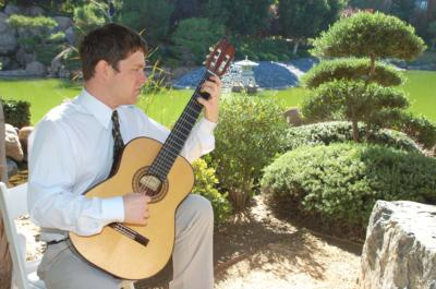 Aaron Prillaman | Winston Salem, NC | Classical Guitar | Photo #1