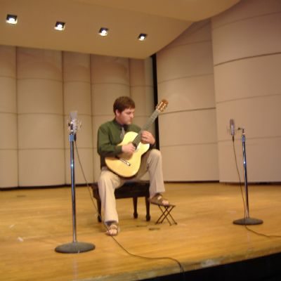 Aaron Prillaman | Winston Salem, NC | Classical Guitar | Photo #3