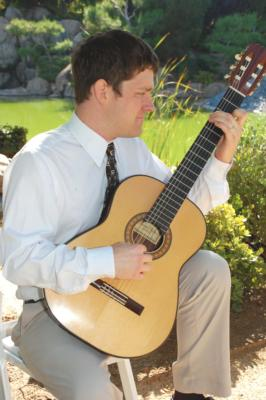 Aaron Prillaman | Winston Salem, NC | Classical Guitar | Photo #4