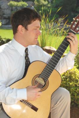 Aaron Prillaman | Winston Salem, NC | Classical Guitar | Photo #6